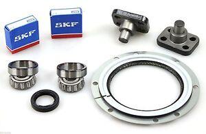 Suzuki Jimny Front Axle Kingpin Swivel Joint Bearings, Swivel seal & Kingpins