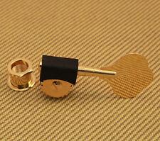 006-3548-000 Gold Genuine Fender Deluxe Schaller Lite Flat Cloverleaf Bass Tuner