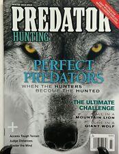 Predator Hunting Winter 2015 2016 Perfect Predators Lion Wolf FREE SHIPPING sb