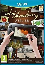 Art Academy Atelier   NINTENDO WII U nuovo
