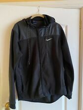 Nike fleece hoodie Black Medium