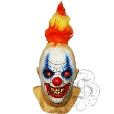 Halloween 'Giggles The Clown' Fear Horror Fancy Dress Up Latex Party Masks