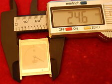 CONCORD FIRST GENERATION BACK SET 18K MEN DELIRIUM 1.8MM THICK WATCH FOR REPAIR