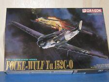 Dragon No:5007 FOCKE-WULF TA 152C-0 SCALA 1:72