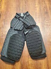 Small Nike Pro Combat Men's Padded Compression Girdle Football Shorts