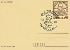 Poland postmark WROCLAW - medicine Red Cross H. Dunant