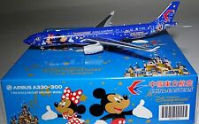 """JC Wings XX4569 Airbus A330-343 China Eastern """"Disney Colours"""" B-6120 in 1:400"""