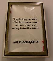 Aerojet Playing Card Gemaco
