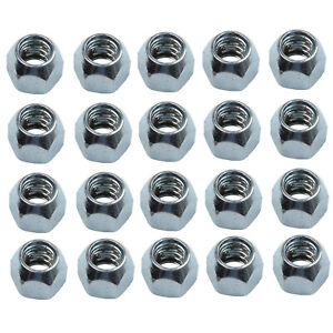 Professional Parts Set Of 20 Standard Lug Nuts for Volvo 740 940 V90 61433068
