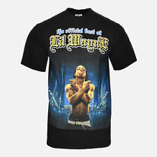 Vintage Lil Wayne Official Best of Mixtape 2007 Music Rap Concert Tee Shirt - L