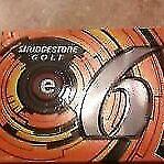 Bridgestone E 6 golf balls  white 1 dz 4 sleeves , 3 balls to sleeve
