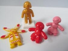 Playmobil DOLLSHOUSE quatre différents poupée jouets pour enfant chiffres NEUF
