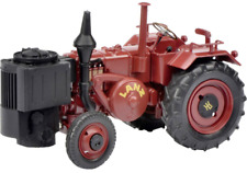SCHUCO 1:32 SCALE LANZ D 9506 WITH WOOD GASIFIER