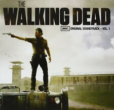 THE WALKING DEAD : Original TV Soundtrack Volume 1   (CD) Sealed
