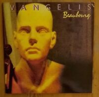 Vangelis – Beaubourg  Vinyl LP Album Reissue 33rpm 1978 Fame – FA 3168