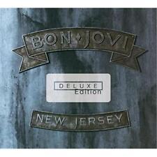 BON JOVI NEW JERSEY DELUXE EDITION 2 CD DIGIPAK NEW