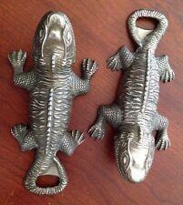 ***OLD/VTG Unique  Iguana Lizard Bottle Opener Great Condition