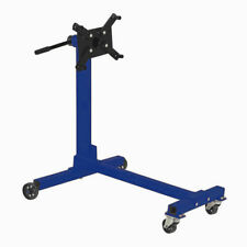 ENGINE GEARBOX TRANSMISSION STAND MOUNT SUPPORT SWIVEL 450KG CAPACITY GARAGE