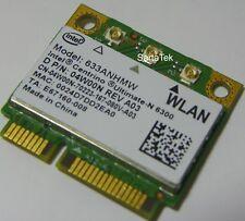 New Dell 4W00N Wifi Link Ultimate-N 6300 802.11a/b/g/n PCIe Half 633ANHMW Genuin