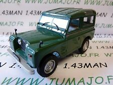 PL15 VOITURE 1/43 IXO IST déagostini POLOGNE : LAND ROVER II defender