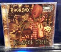 Boondox - Krimson Creek CD twiztid insane clown posse psychopathic rydas records