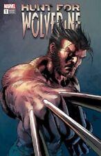 Hunt For Wolverine 1 Marvel Mike Deodato variant Pre-Sale Release 4/25