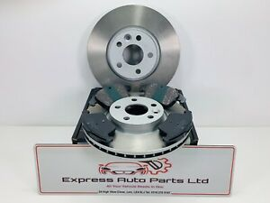 Range Rover Evoque 11-20 Front Brake Disc and Pads Set *BRAND NEW OEM QUALITY*