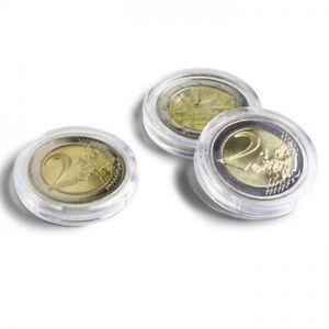 10 Capsules Pour Pièces De 2 Euros