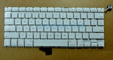 Used Very Good Condition Macbook Pro A1342 Replacment US Keyboard MC516 MC207