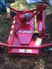 Sitrex SM-150 5 foot finish mower deck for 3 point hitch