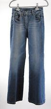 Orwell Jean Bleu 36 (d) Nefertiti bootcut neuf avec étiquette pantalon
