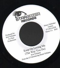 """Northern Xover Dancer - Butch Williams - Keep On Loving Me -  7"""" Single Listen !"""