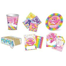 CARE BEARS Birthday Party Range (Tableware & Decorations) {GEMMA}
