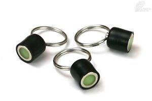 ATOMLIGHT Micro LED Key Ring Lights Mini EDC Torch Flashlight Chain Fob UK-Made