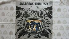 "THIN LIZZY    ""JAILBREAK""    (WITH CUT-OUT GATEFOLD SLEEVE)   VINYL LP RECORDS"