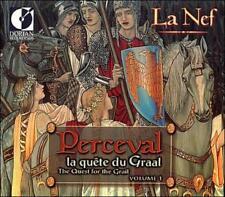 PERCEVAL: LA QUˆTE DU GRAAL (THE QUEST FOR THE GRAIL), VOL. 1 NEW CD