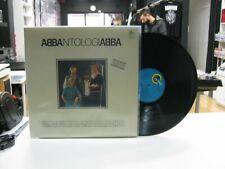 ABBA LP SPAIN ANTOLOGIA 1982 PROMO