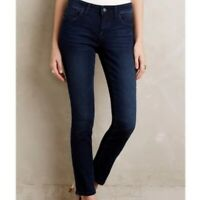 Anthropologie Pilcro And The Letter Press Stet Straight Jeans 27 X 33