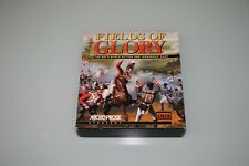 (Commodore Amiga Cd32) Fields of Glory (Microprose) (Tested and Working)