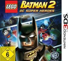 Nintendo 3ds Lego Batman 2 DC Super Heroes impecable