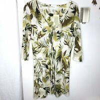 NWT Millenium Women's Tropical Dress Small Boho