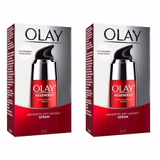 Olay Regenerist Micro Sculpting Advanced Anti- aging Serum x2 RRP $106