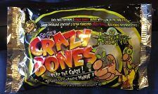 One Sealed Pack Of Original GOGOS Crazy Bones ALIENS CANADA PKG 1990s Very Rare!