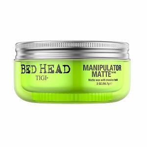 Bed Head by Tigi Manipulator Matte Hair Wax with Massive Hold, 56.7 g