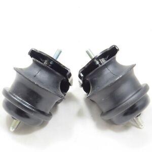 Front Motor Engine Mounts R + L Pair Set of 2 For Infiniti FX35 G35 Nissan 350z