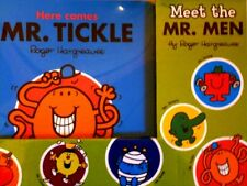 Meet the Mr. Men box set (Mr. Tickle, Mr. Strong, Mr. Bump, Mr. Funny, Mr. Greed
