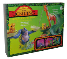Disney Lion King Jungle Friend Babies Playground (1994) Mattel Toy Figure Toy Pl