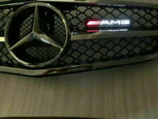 AMG LED Licht abzeichen Illuminated Decal gitter Emblem für Mercedes-Benz