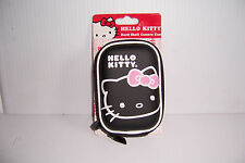 HELLO KITTY HARD SHELL CAMERA CASE CAN BE USED FOR MP3 PLAYERS & CELL PHONES NEW