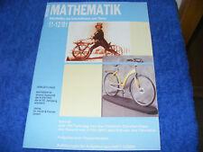"MATHEMATIK "" Rätselhaftes und Unterhaltsames ""  Heft 11 / 12 - 2001"
